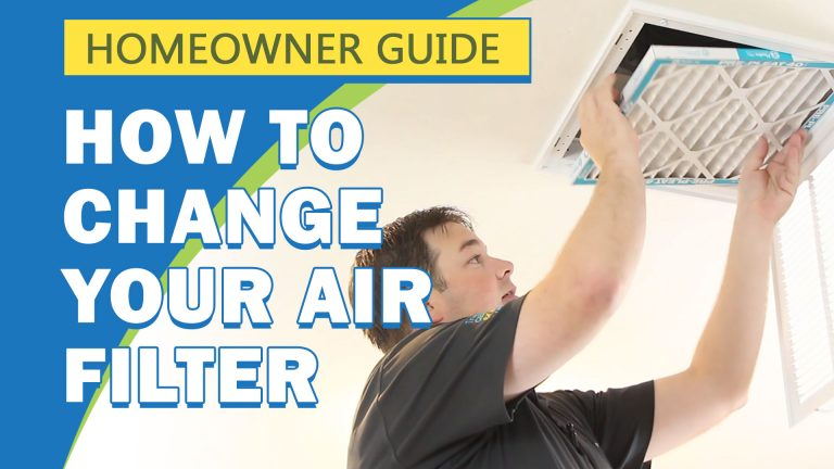 How To Change Your AC Air Filter