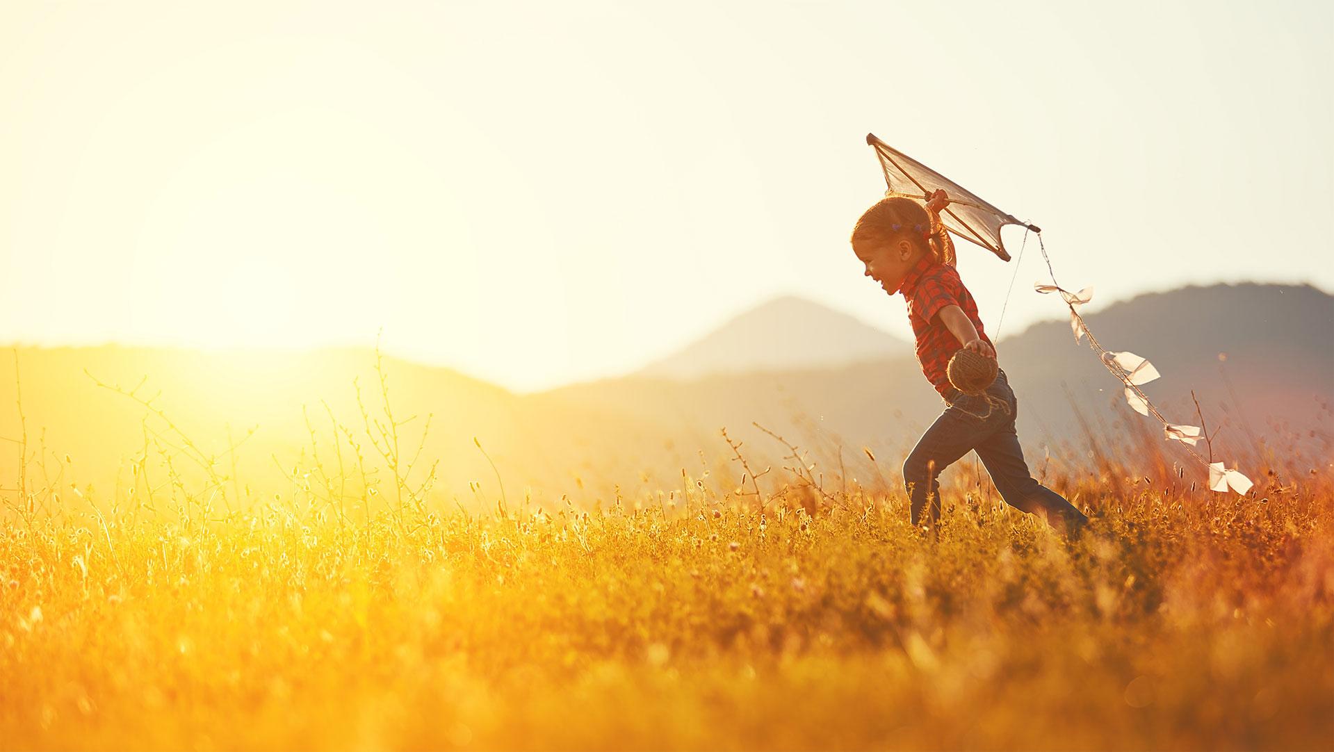 Solar Energy Kite Run