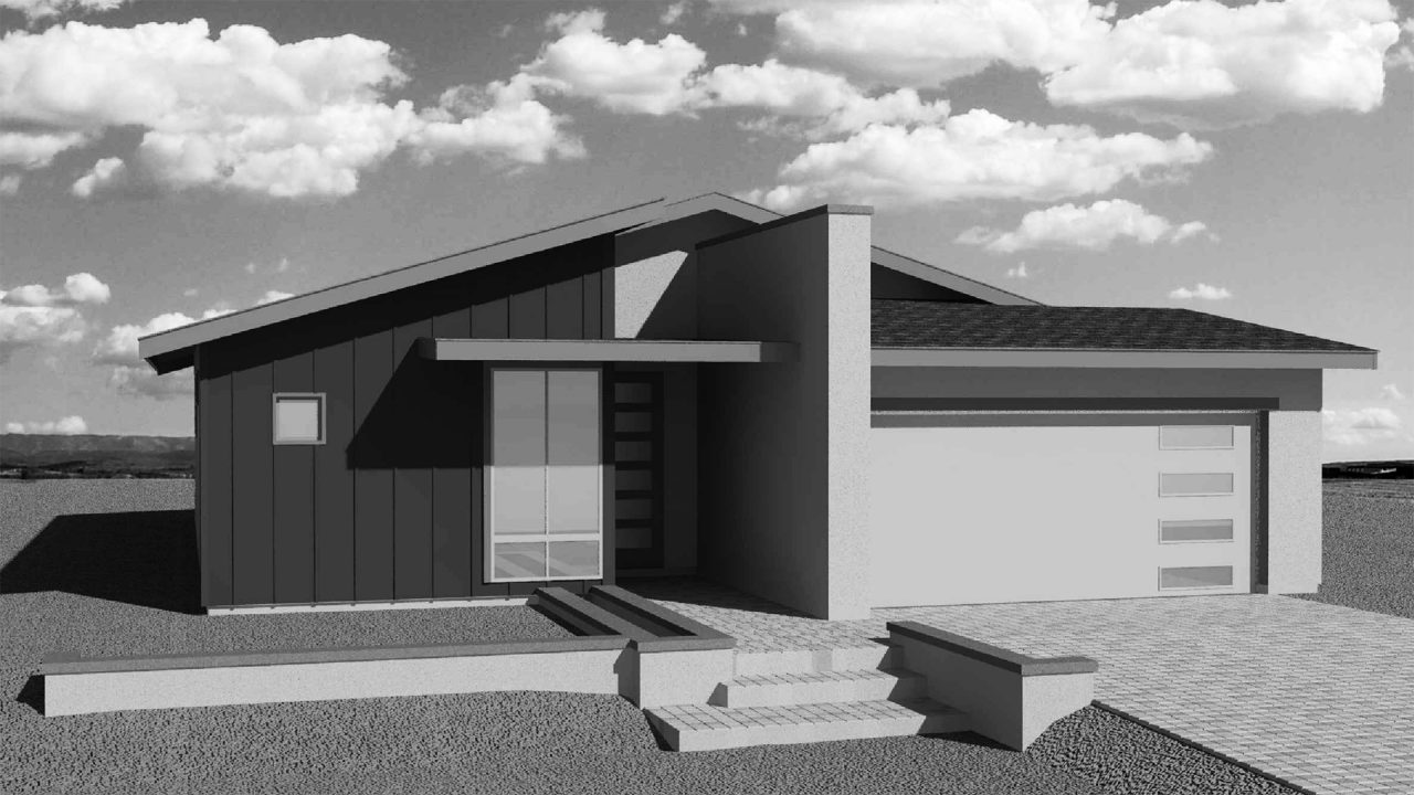 Ridgeview Aurora Contemporary Elevations